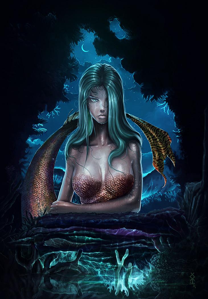 Mermaid01 by Akiman