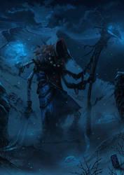 Dreadful Menace by Akiman