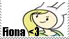 .: AT- Fiona Stamp :. by Ximona
