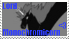 .: AT- Lord Monochromicorn Stamp :. by Ximona
