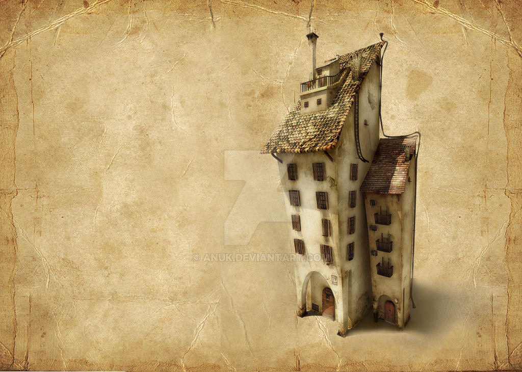 New House by Anuk
