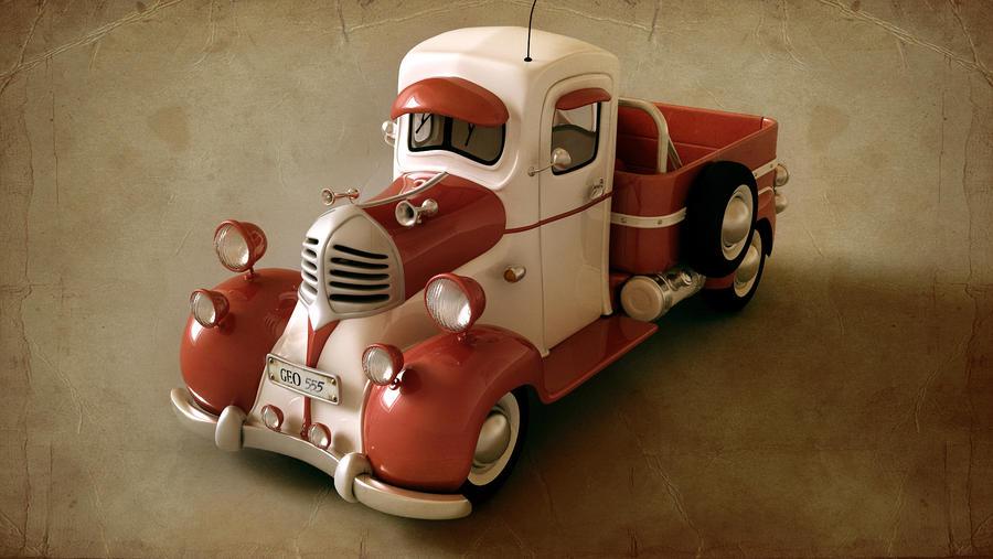 Car 1 by Anuk