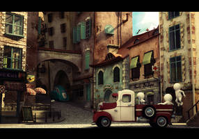 Street ScreenShot
