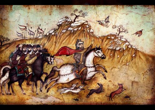 legend of King Gorgasali