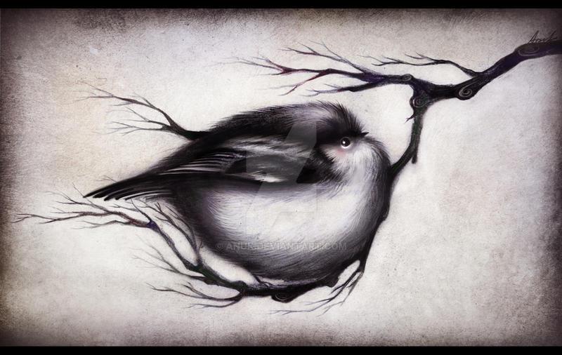 Birdy by Anuk