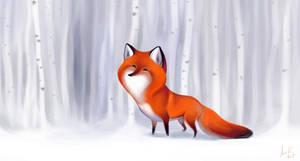 Foxie by Anuk