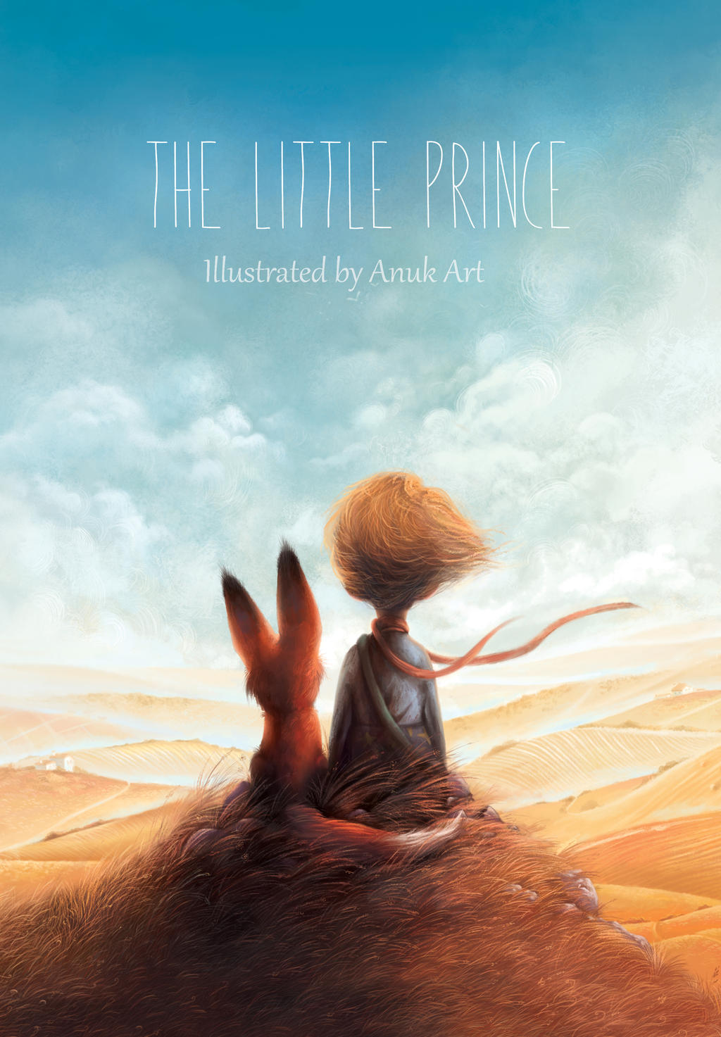 Book Cover Art Quotes : The little prince book cover by anuk on deviantart