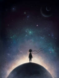 Little Prince by Anuk