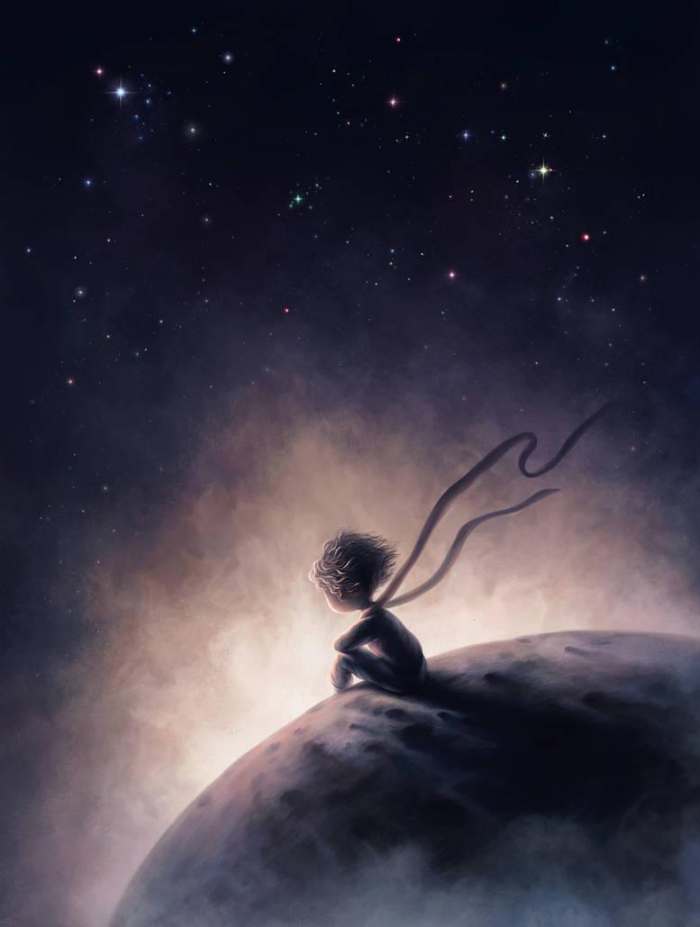 Le Petit Prince by Anuk