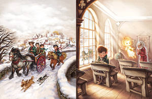A Christmas Carol illustrations