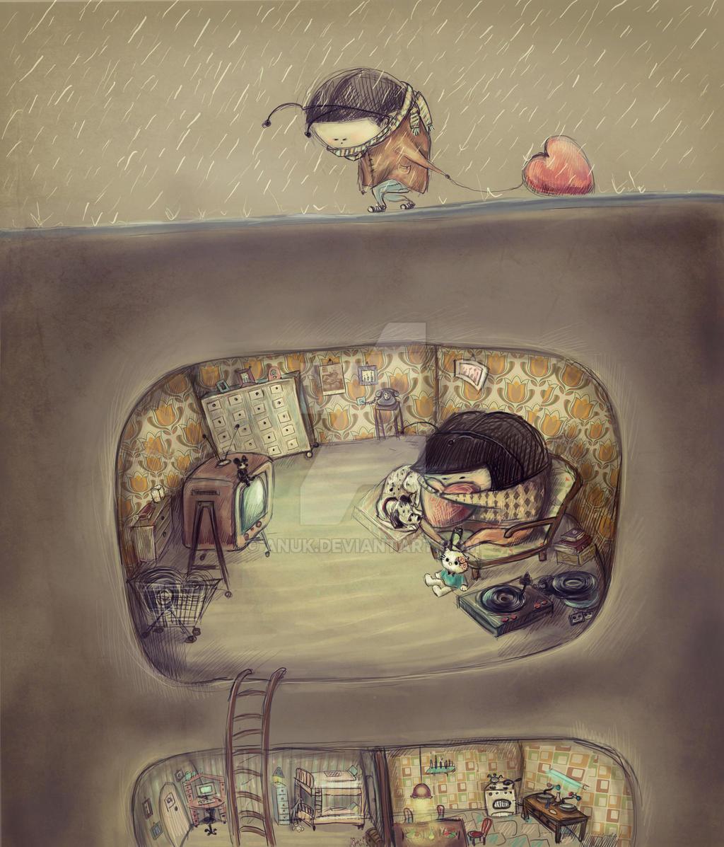 Underground by Anuk