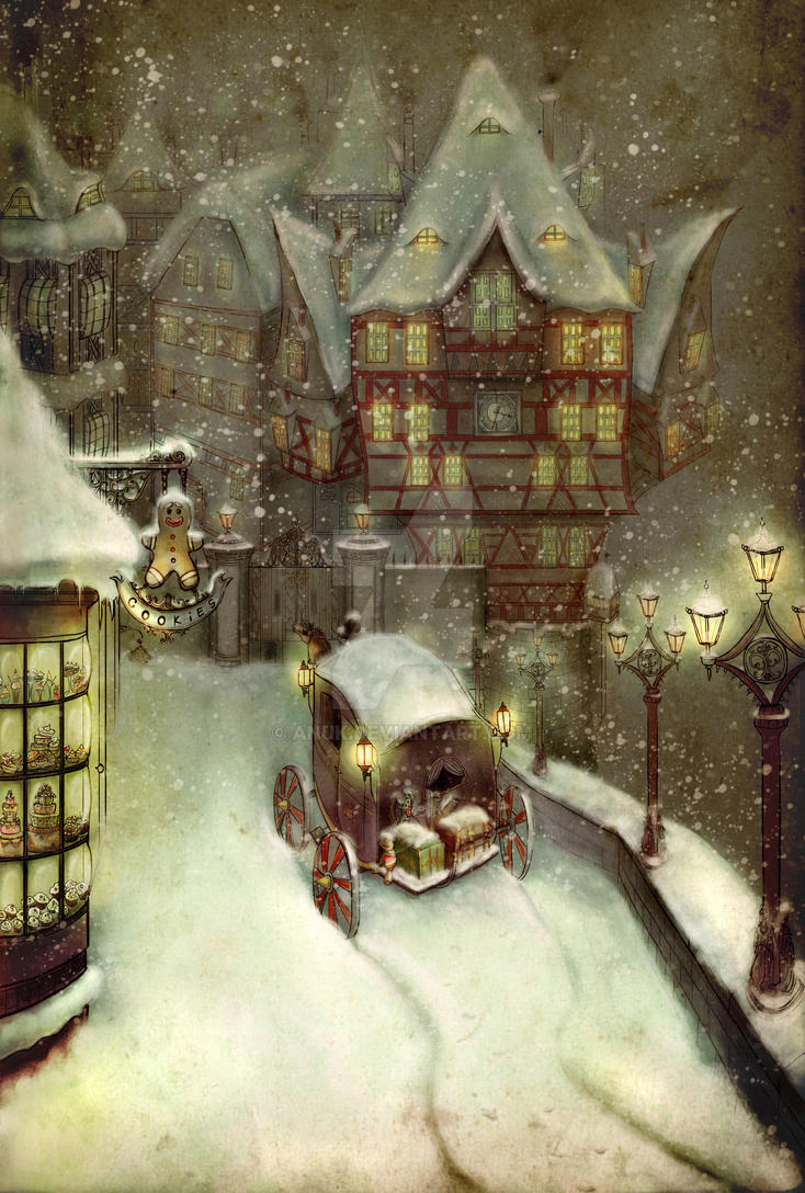 Munchausen Adventures 2 by Anuk