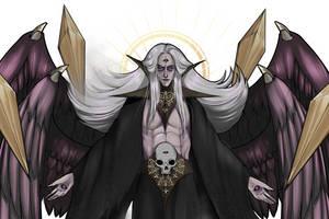 Angel Ex 2 by lokiisart