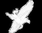 Brabant Pegasus Line Art [FREE] by IrritatorRaji