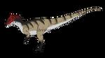 Dinovember Day 1: Allosaurus by IrritatorRaji