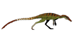 Dinovember Day 2: Compsognathus by IrritatorRaji