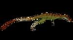 Dinovember Day 2: Compsognathus by IrritatorRaji