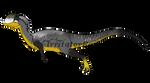 Dinovember Day 4: Dilophosaurus by IrritatorRaji