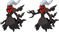 Mega Darkrai (Fanmade) by ArctusDracon