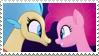 PinkieStar Stamp by MoonlightTheGriffon