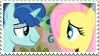 Partyshy Stamp by MoonlightTheGriffon