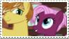 Featherleaf Stamp by MoonlightTheGriffon