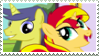 Cometshimmer Stamp by MoonlightTheGriffon
