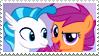 Scootamar Stamp by MoonlightTheGriffon