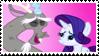 Raricord Stamp by MoonlightTheGriffon