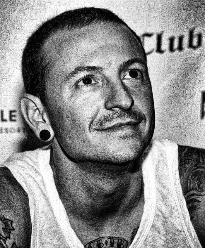 Chester Bennington 29 By LeaperOfFaith On DeviantArt