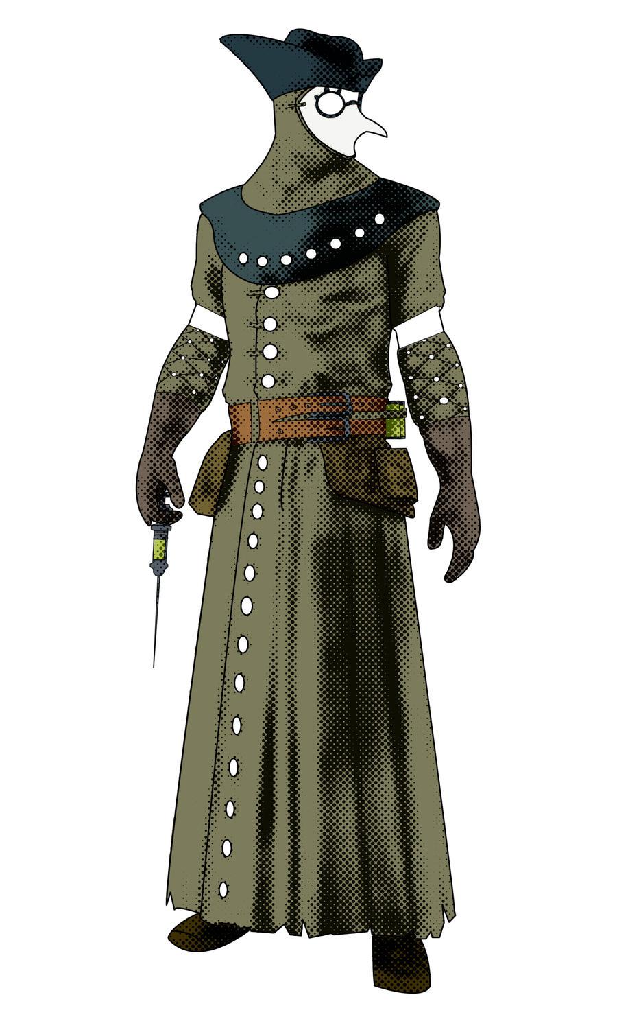 Assassins Creed Doctor By Melon K Ollie On Deviantart