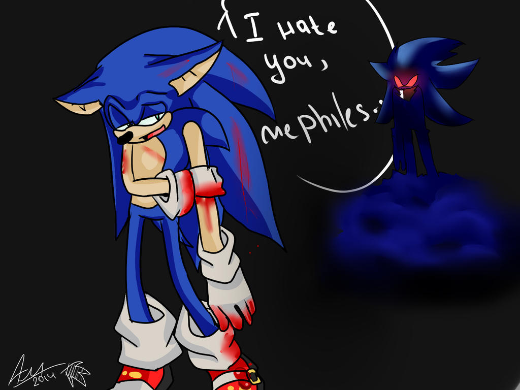 Pin Amy-shadow-vs-silver-mephiles-nazo-metal-sonic on ...