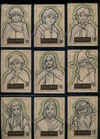 LOTR Masterpieces II 055-063 by aimo