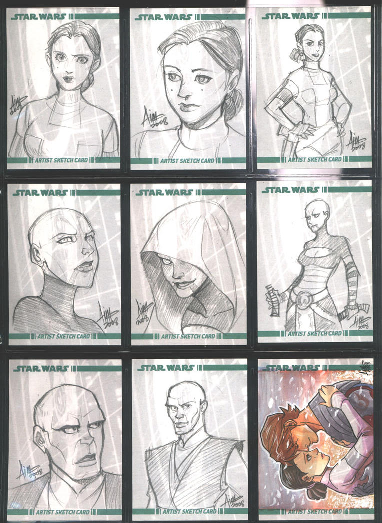 SW The Clone Wars 199-207 by aimo