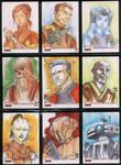 Star Wars Galaxy 4 028-036