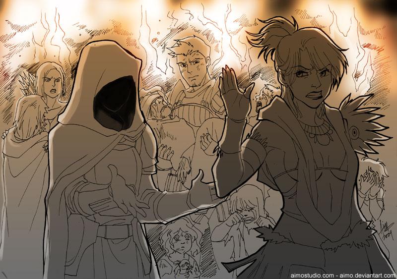 Dragon Age Team Build