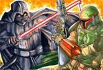 PSC - Vader vs Fett