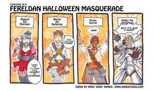DA - Costumes
