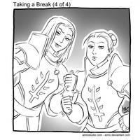 DA - Taking a Break, Part 4