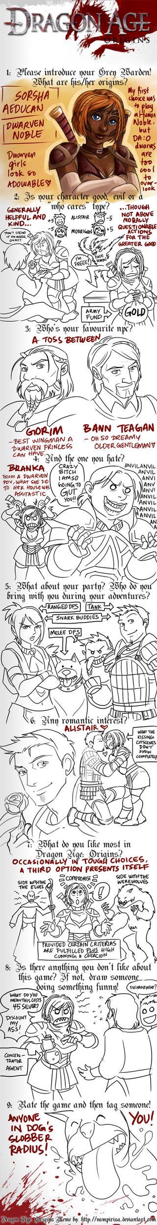 Dragon Age: Origins MeMe by aimo