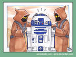 PSC - Jawas and R2D2