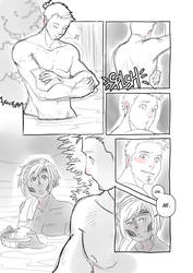 DA - Shower, Pg 1 by aimo