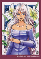 PSC - Lady Amalthea by aimo