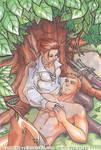 DA - Alistair and Cousland