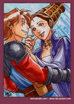 PSC - Anakin and Padme 2