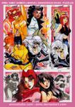 Marvel Dangerous Divas 6