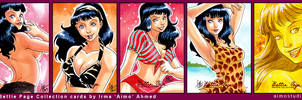 Bettie Page Private Collection