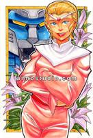 Voltron - Princess Allura by aimo