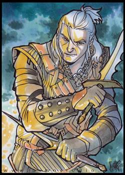 PSC - Geralt of Rivia
