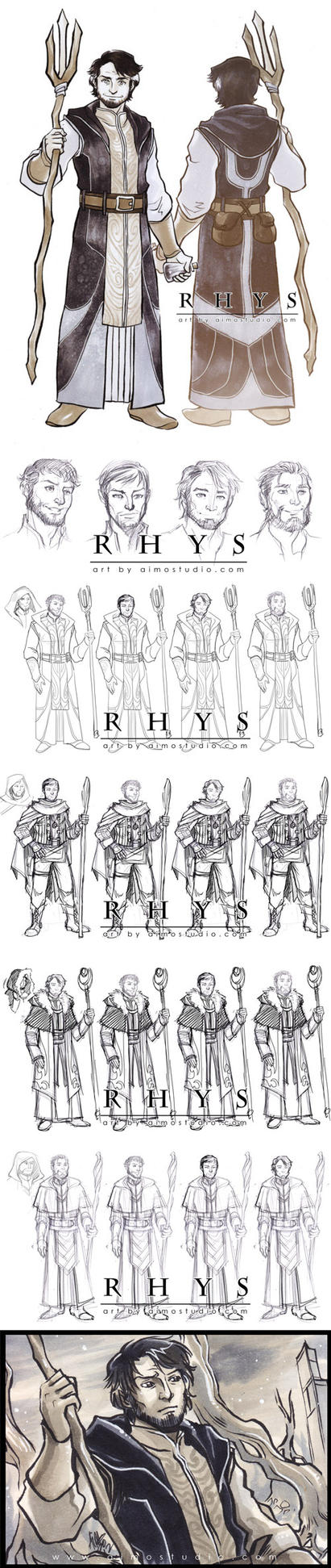 Rhys by aimo